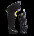 激光条形码扫描器连接纳客会员管理系统方法