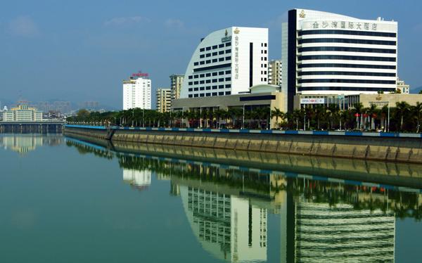 梅州金沙湾国际大酒店签约纳客会员管理系统