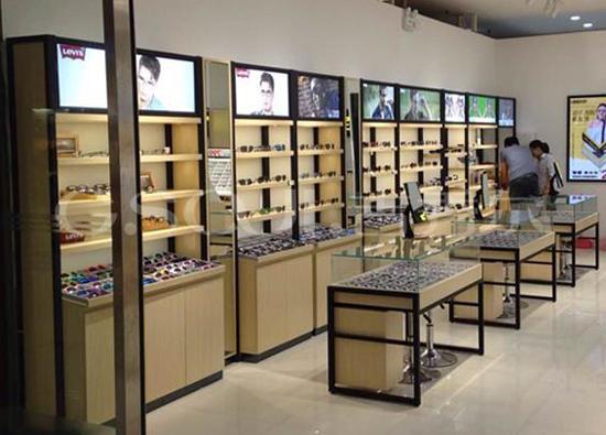 眼镜店使用会员管理系统进行进销存管理