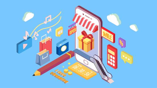 商品管理系统协助商家管理产品