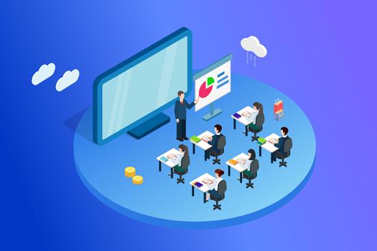 教育培训使用积分管理软件实现会员裂变