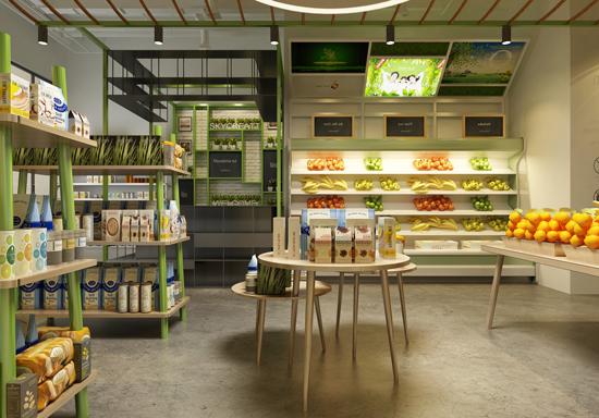 水果店连锁店管理系统实现一体化功能